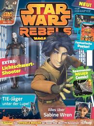 Star Wars Rebels Magazin 2 (Germany)