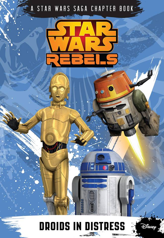 Star Wars Rebels: Droids in Distress (YR)