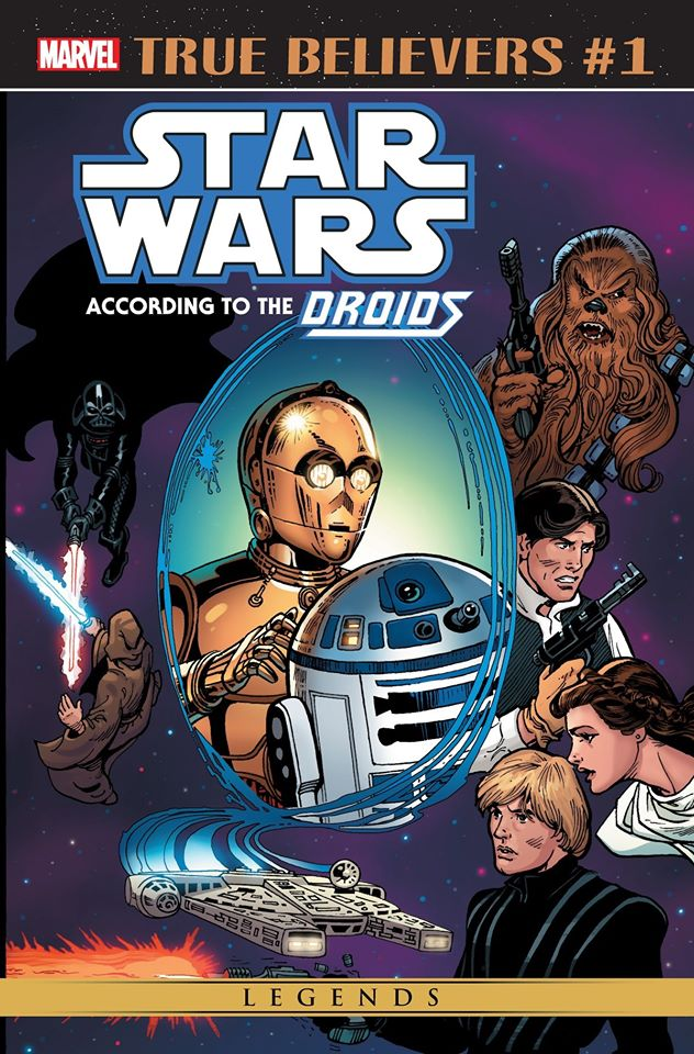 Star Wars: Droids 6 (True Believers)