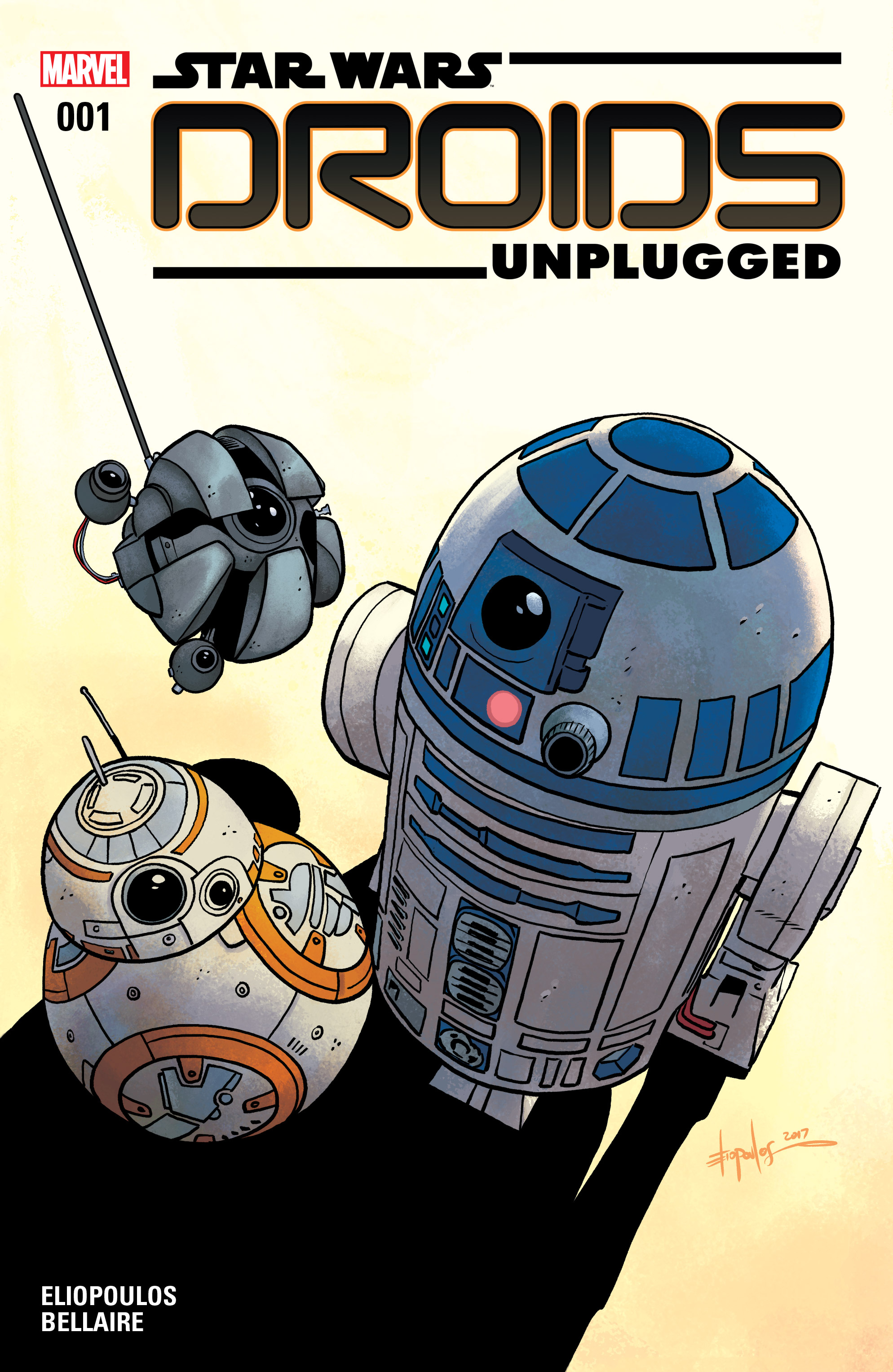 Star Wars: Droids Unplugged 1
