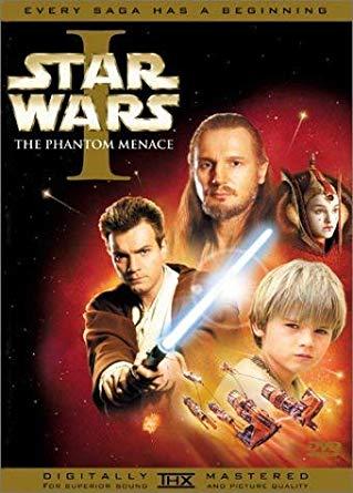 Star Wars: Episode I The Phantom Menace (DVD)