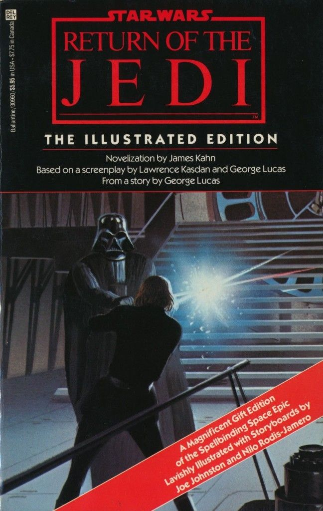 Return of the Jedi: The Illustrated Edition