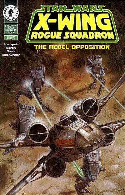 Star Wars X-Wing Rogue Squadron 2