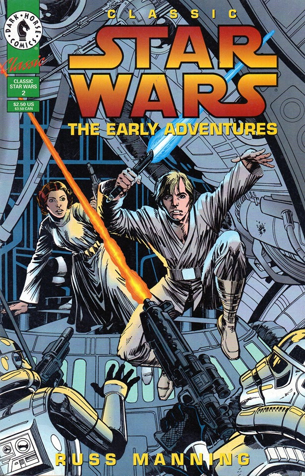Classic Star Wars: The Early Adventures 2