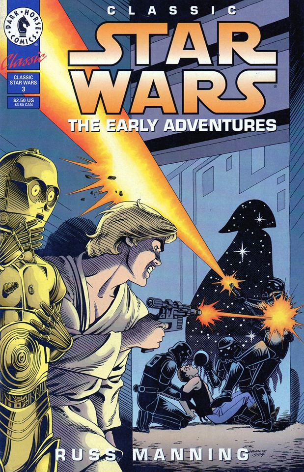 Classic Star Wars: The Early Adventures 3