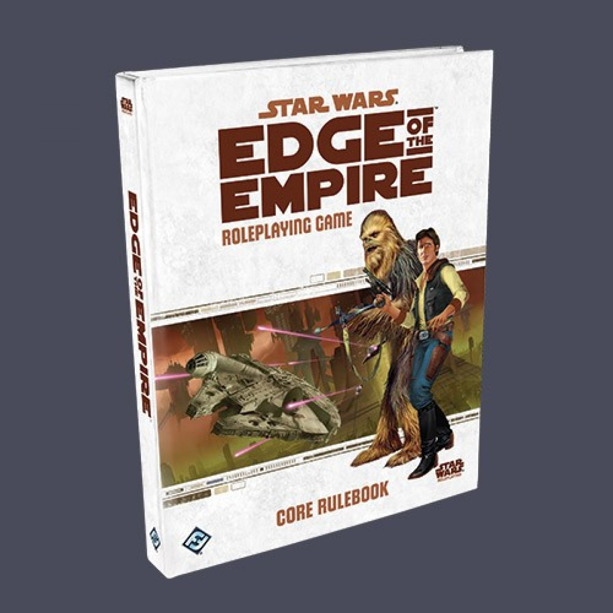 Star Wars: Edge of the Empire Roleplaying Game Core Rulebook