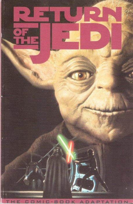 Classic Star Wars: Return of the Jedi (Dark Horse THX Release)