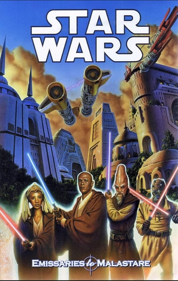 Star Wars: Emissaries to Malastare
