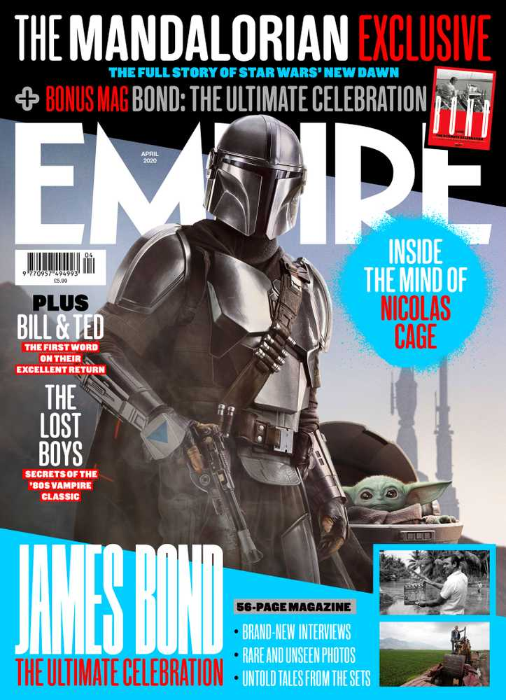 Empire Magazine April 2020