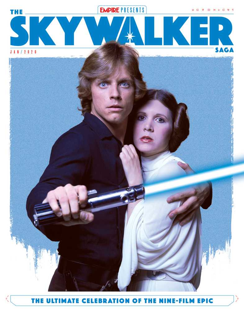 Empire Magazine - The Skywalker Saga