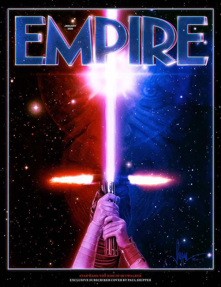 Empire Magazine 370