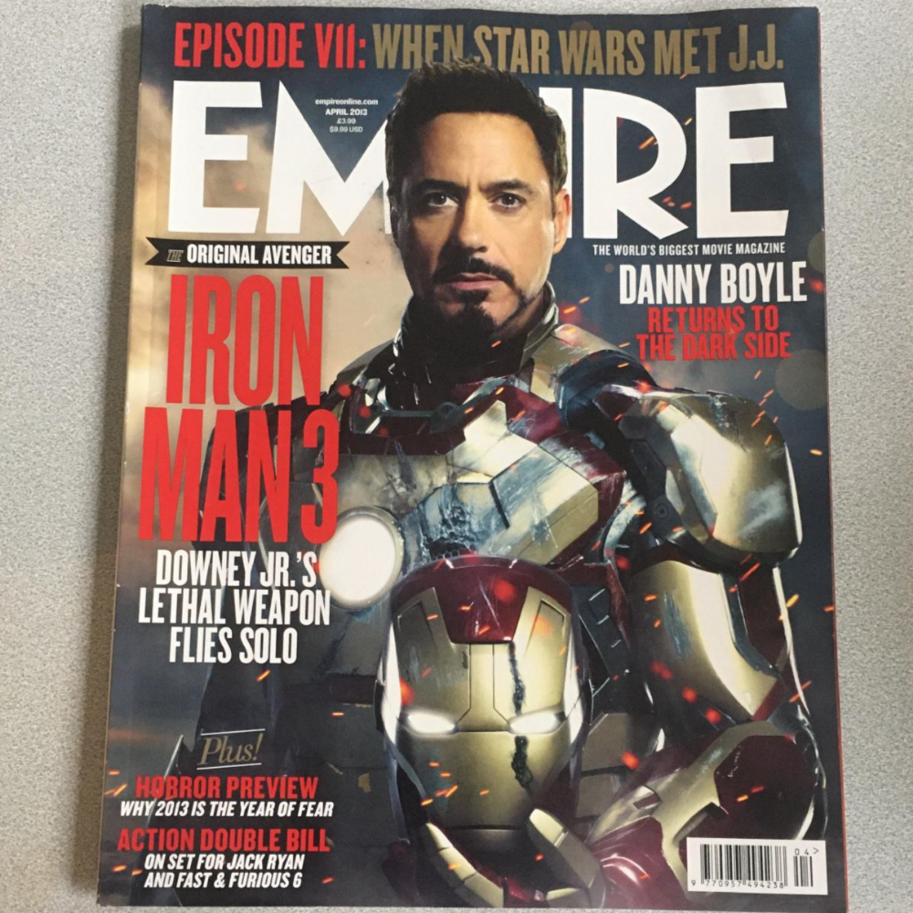 Empire Magazine 286