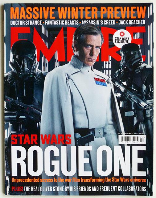 Empire Magazine 328 (Rogue One Villains)
