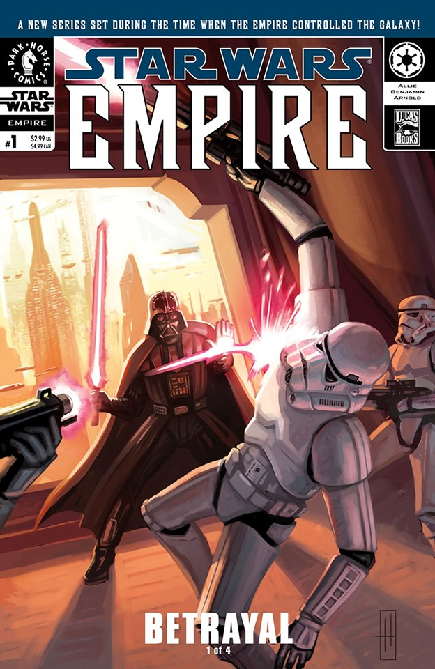 Star Wars Empire: Betrayal