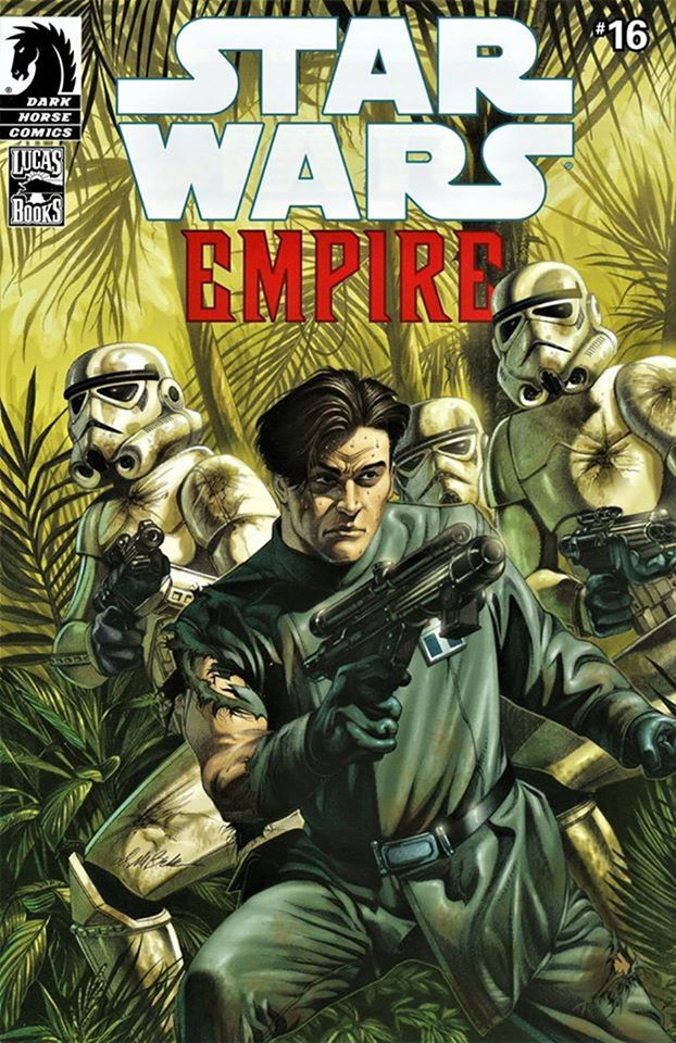 Star Wars Empire 16 (Hasbro Two-Pack)