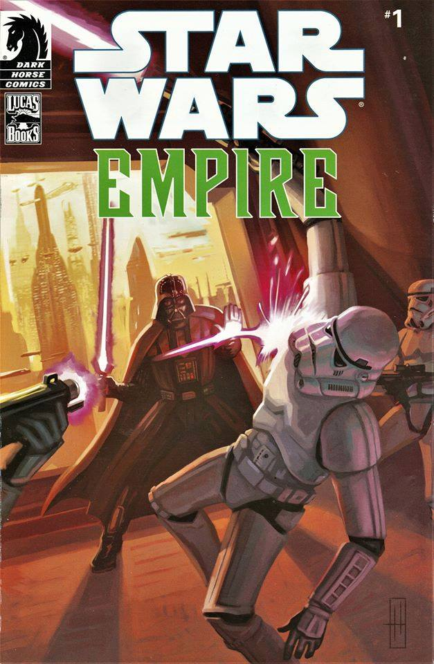 Star Wars Empire 1 (Hasbro Two-Pack)