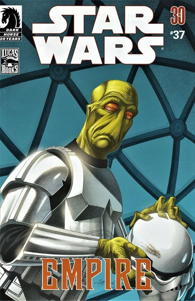Star Wars Empire 37 (Hasbro Two-Pack)