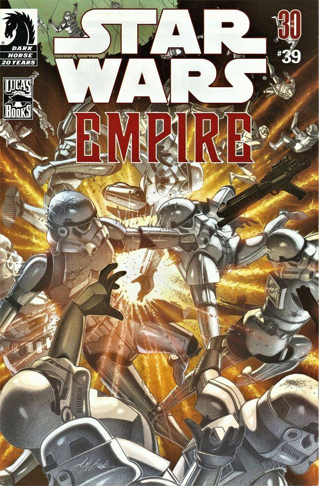 Star Wars Empire 39 (Hasbro Two-Pack)