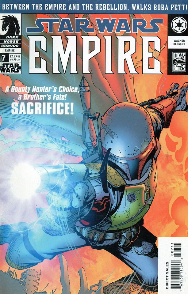 Star Wars Empire: Sacrifice