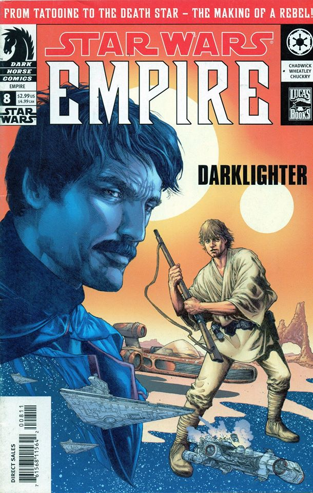 Star Wars Empire: Darklighter