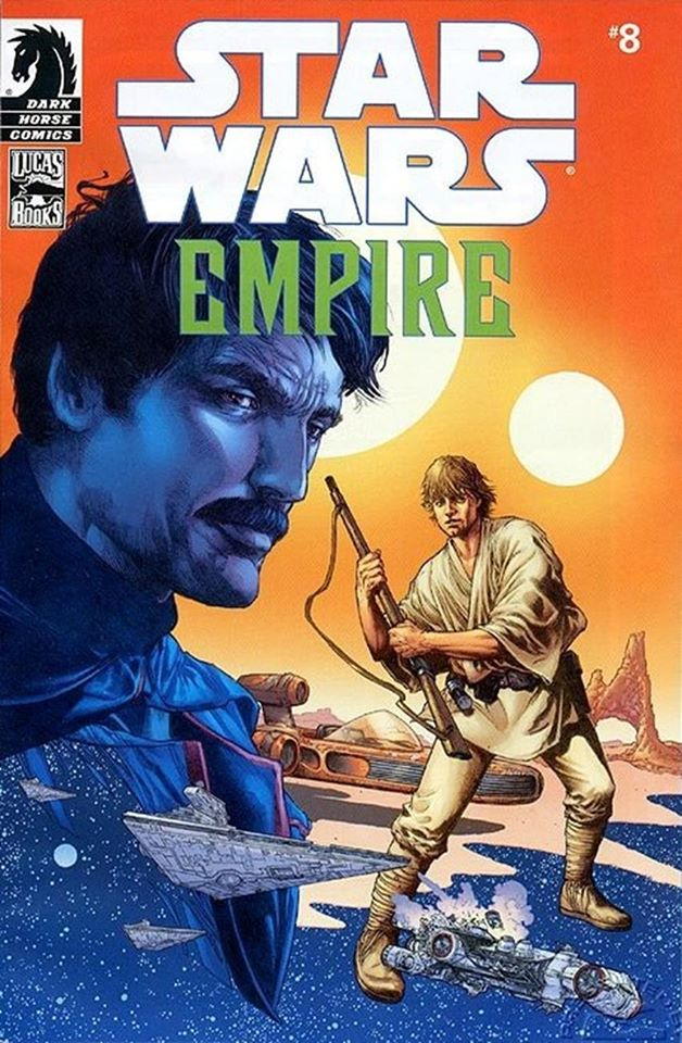Star Wars Empire 8 (Hasbro Two-Pack)