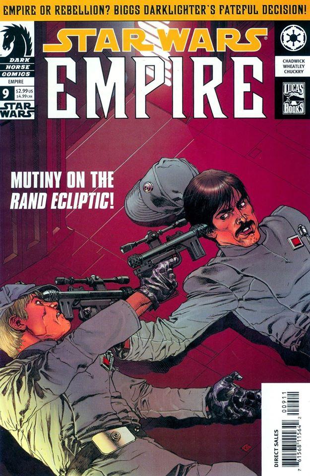 Star Wars Empire 9