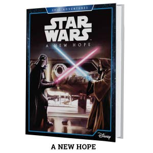 Star Wars Epic Adventures: A New Hope