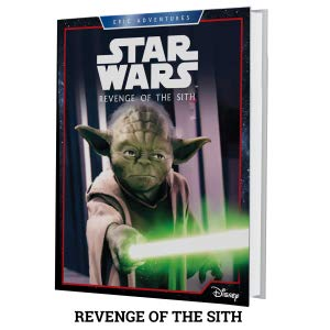 Star Wars Epic Adventures: Revenge of the Sith