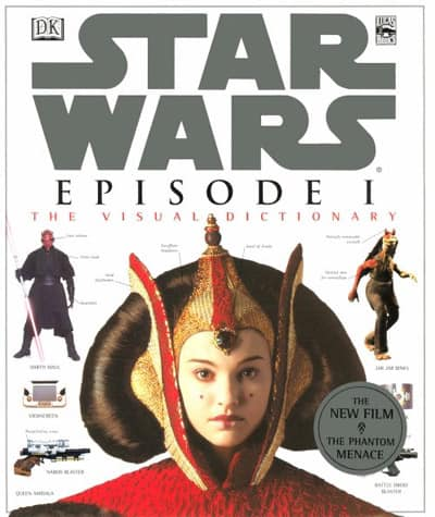 Star Wars Episode I: The Phantom Menace Visual Dictionary