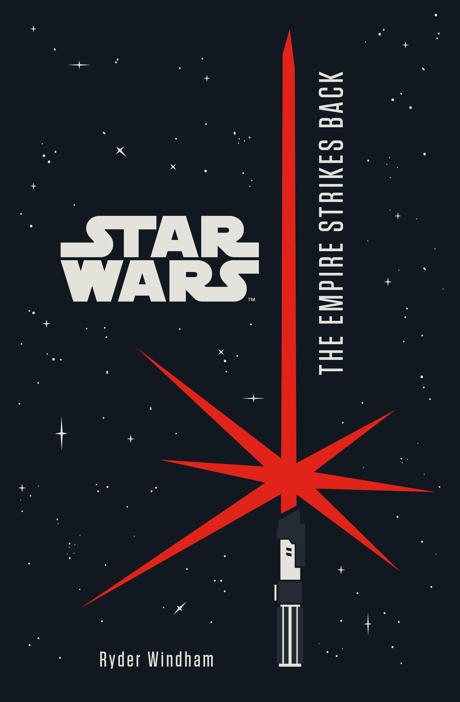 Star Wars: The Empire Strikes Back (40th Anniversary YA Edition)
