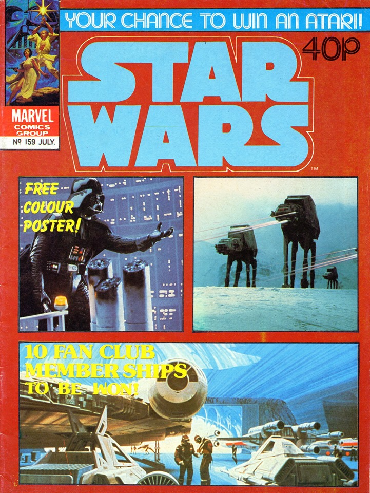 Star Wars Monthly 159