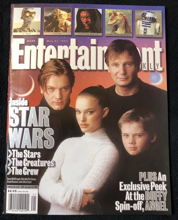 Entertainment Weekly May 21,  1999