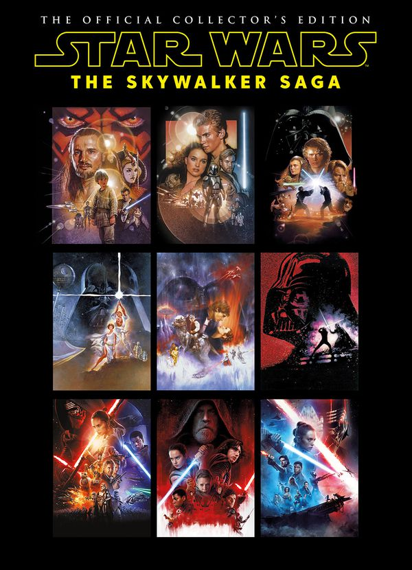 Star Wars: The Skywalker Saga - Official Collector's Edition (Previews)