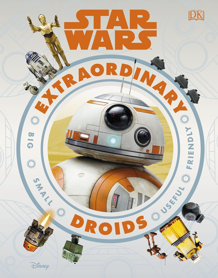Star Wars: Extraordinary Droids