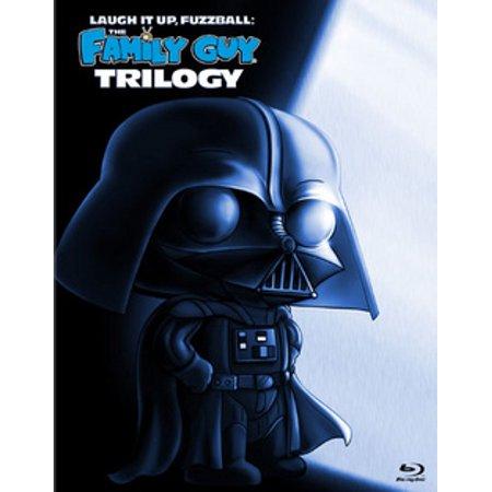 Family Guy Star Wars: Blue Harvest