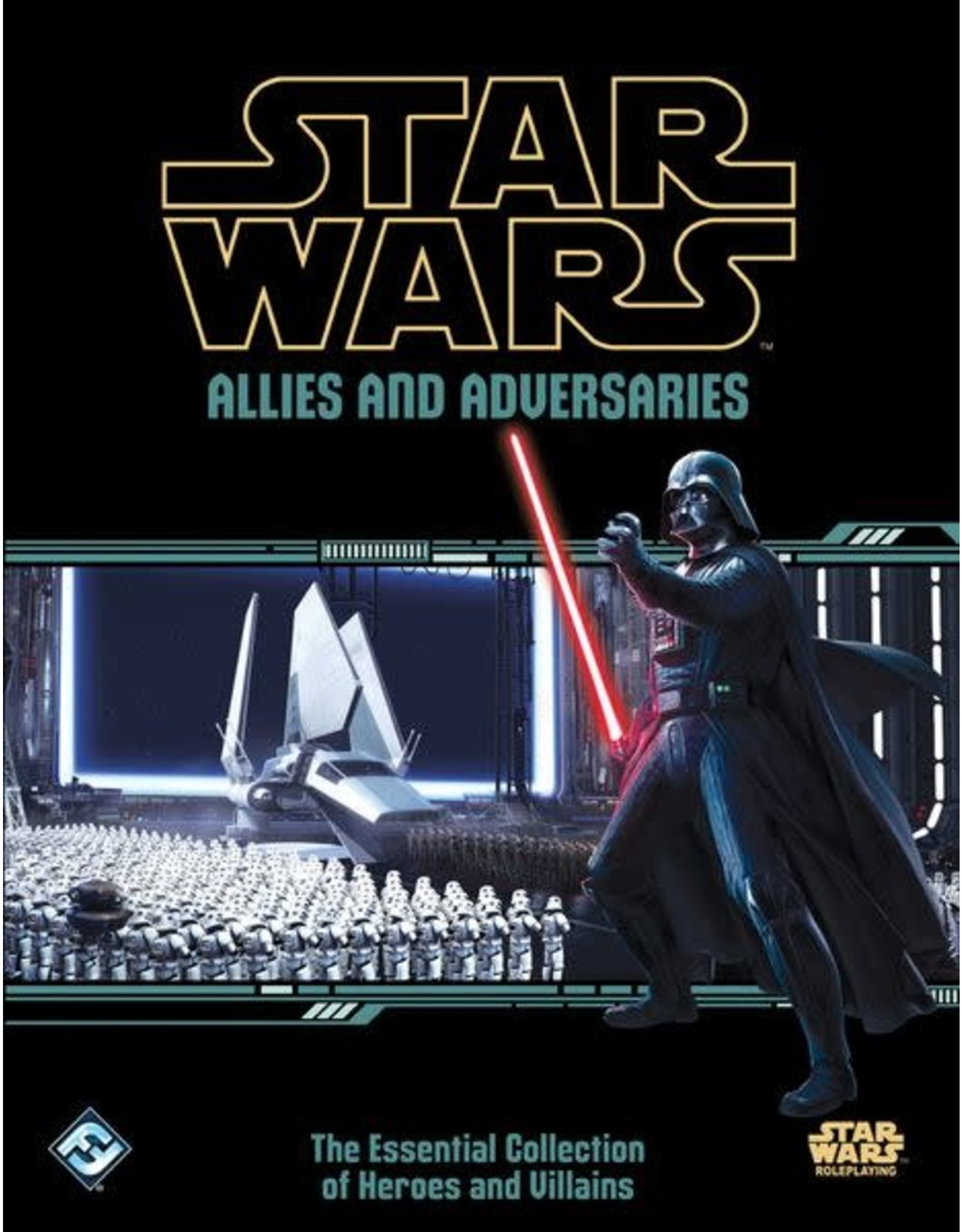 Star Wars: Allies and Adversaries