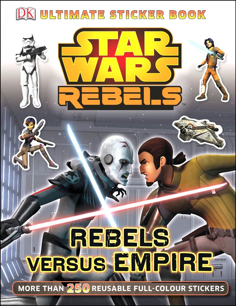 Star Wars Rebels: Rebels Versus Empire