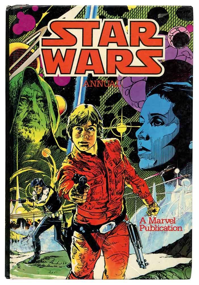 Star Wars Annual 1981 (Marvel UK)