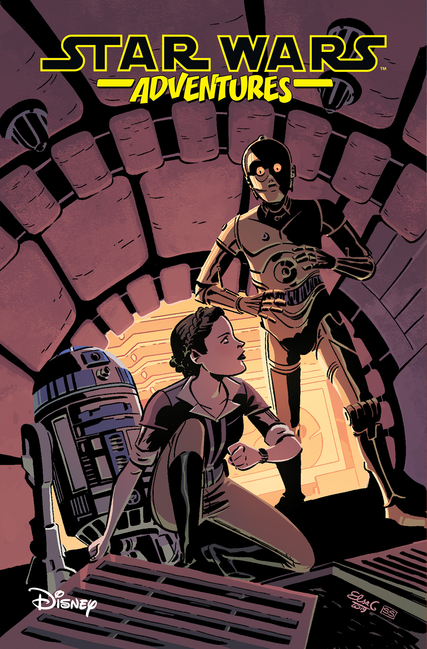 Star Wars Adventures Volume 9: Fight the Empire