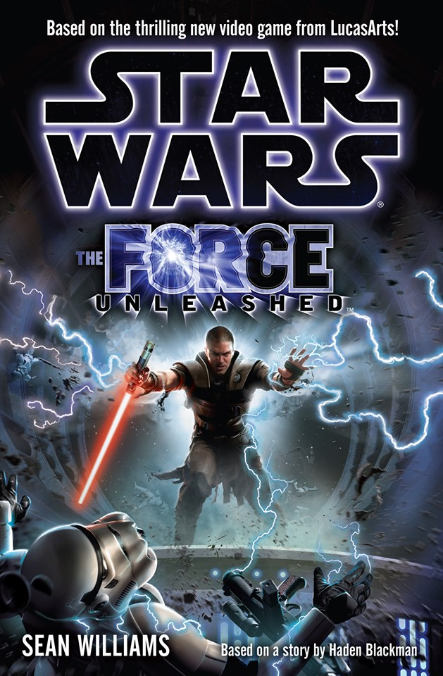 Star Wars: The Force Unleashed (paperback)