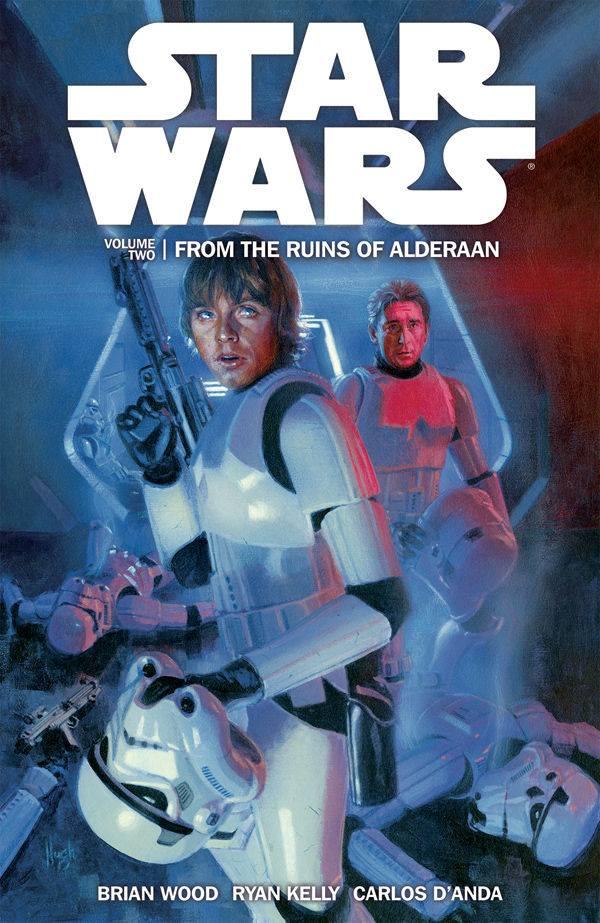 Star Wars 2: From the Ruins of Alderaan