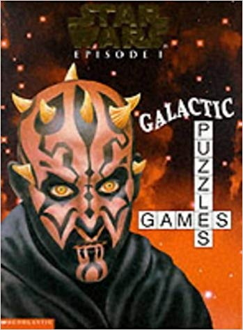 Star Wars Episode I: Galactic Puzzles and Games