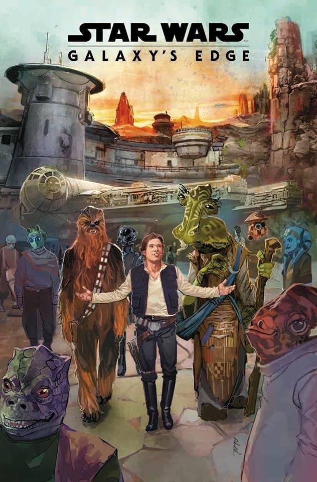 Star Wars: Galaxy's Edge (comic)