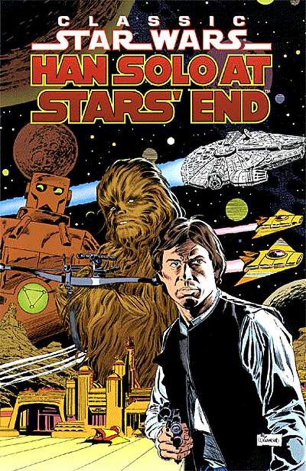 Classic Star Wars: Han Solo at Star's End (Trade Paperback)
