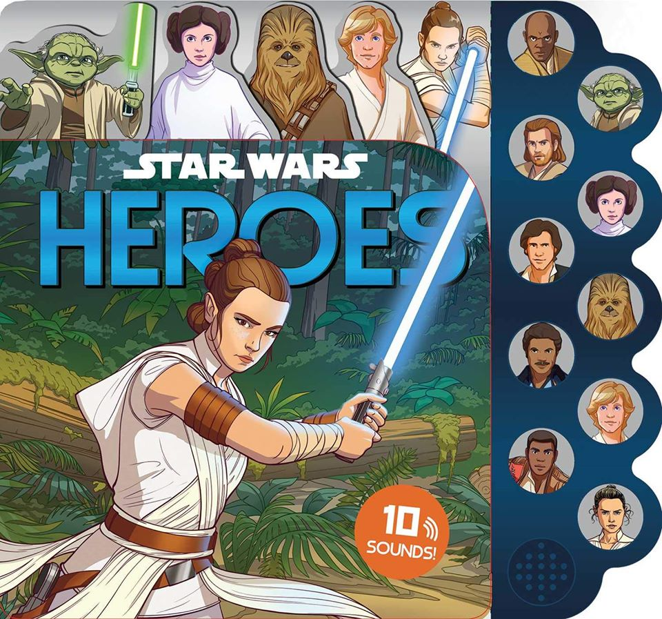 Star Wars: Heroes (Play-a-Sound)
