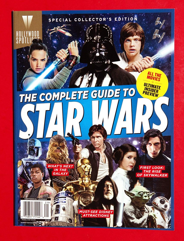 Hollywood Spotlight: The Complete Guide to Star Wars