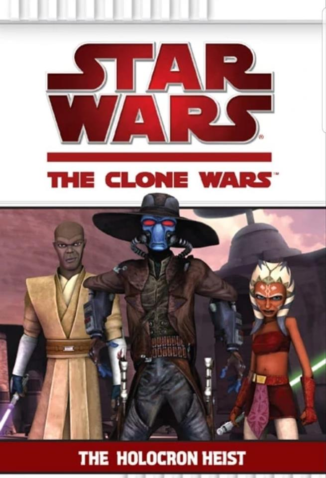 Star Wars The Clone Wars: The Holocron Heist