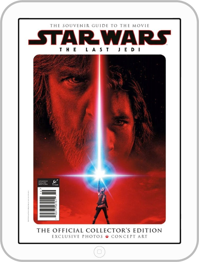Star Wars The Last Jedi: The Official Collector's Edition