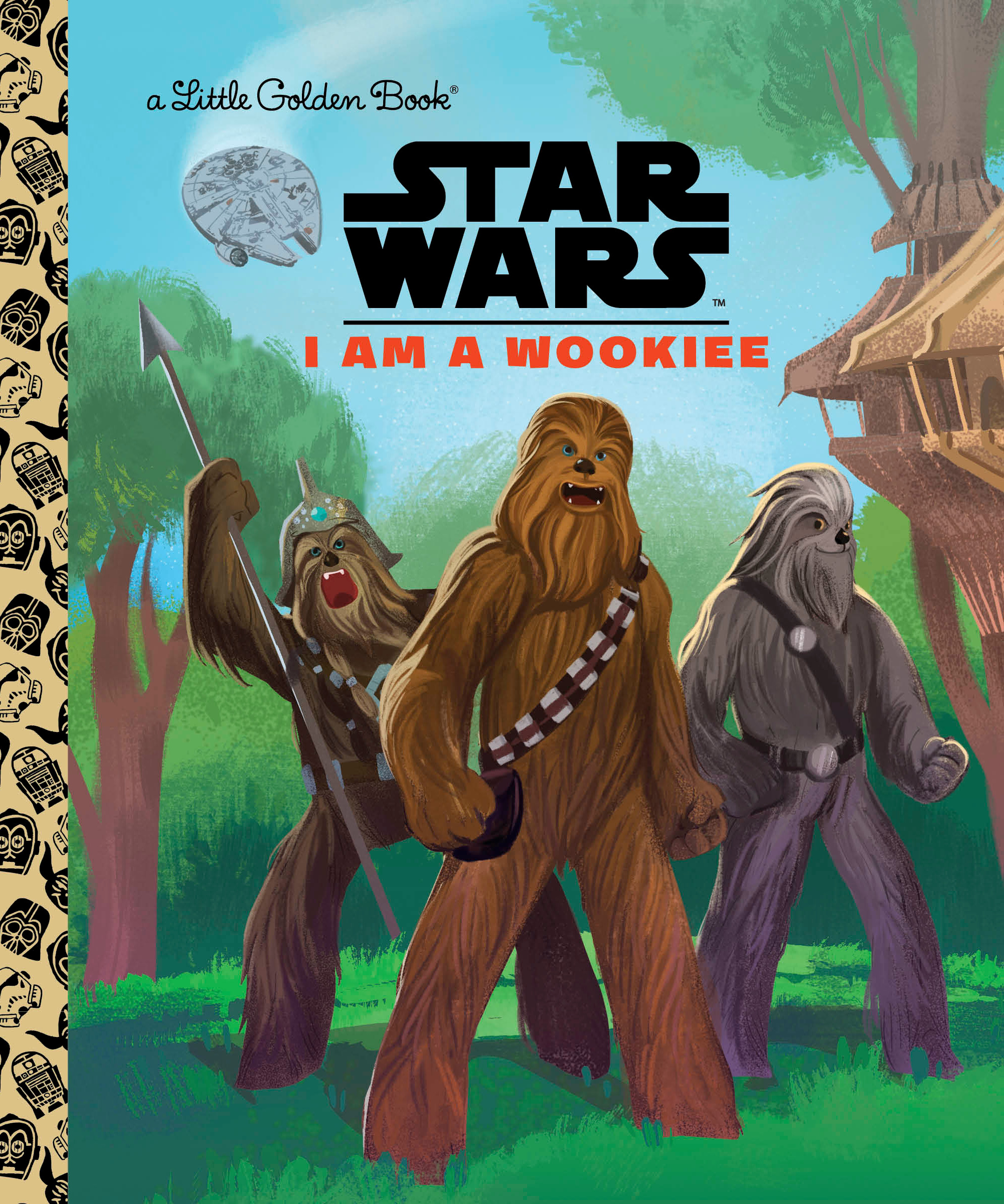 Star Wars: I am a Wookiee