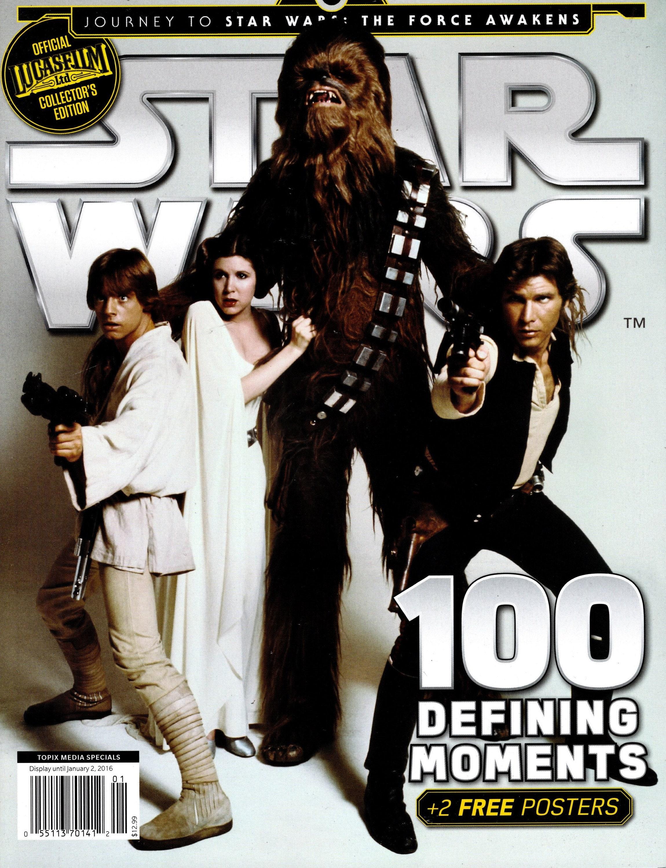 Star Wars: 100 Defining Moments